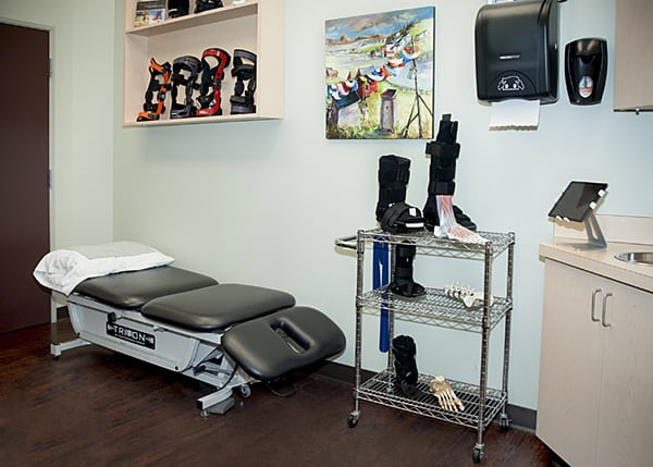 Orthopedic Clinic - foot brace brace & Knee Brace