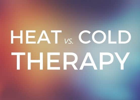 heat vs cold therapy