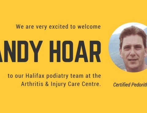 Halifax Podiatrist