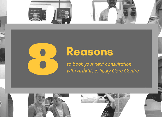 8 Reasons to book your consultation