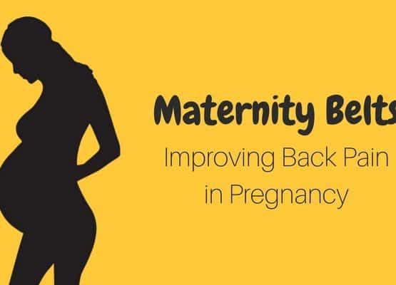 Maternity Belts